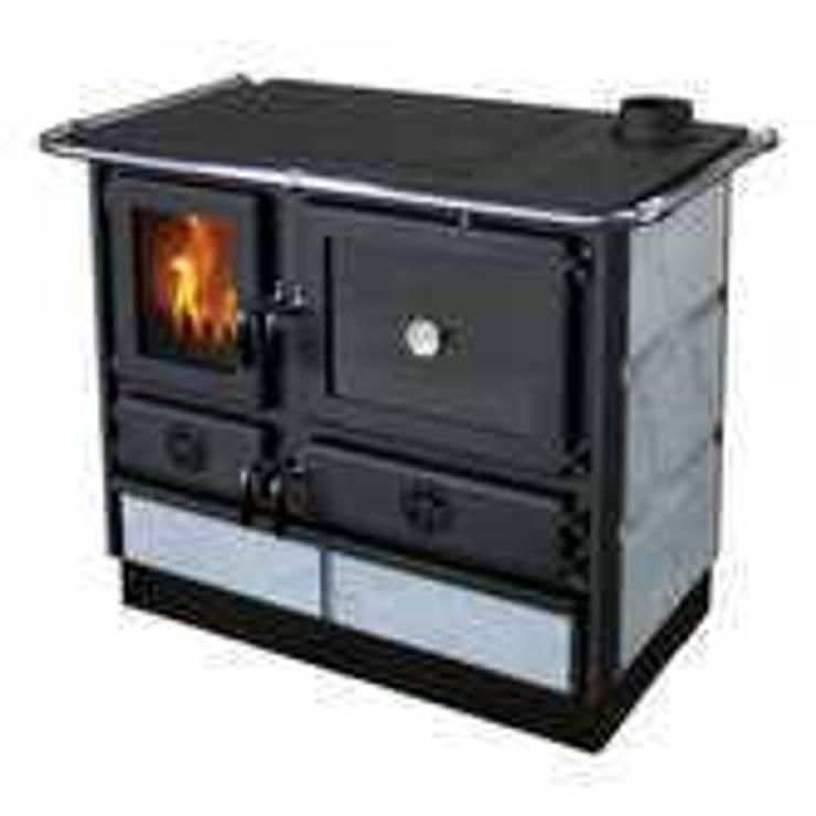 Solution complète de chauffage au bois:  de style  par Energies Bois