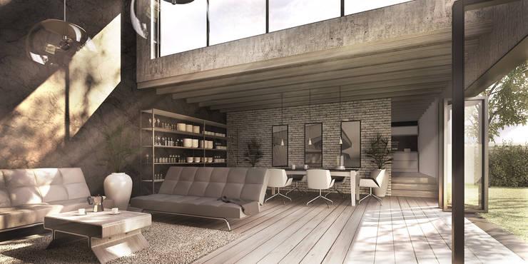 Rocas D:  Living room by vmavi