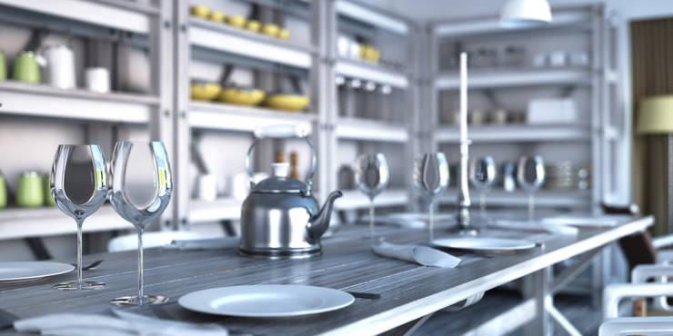 Rocas D:  Dining room by vmavi