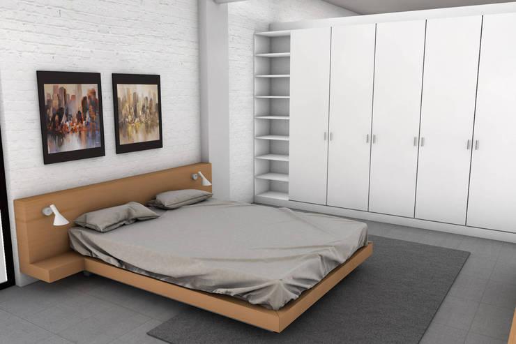 Loft:  de style  par Theo Durand