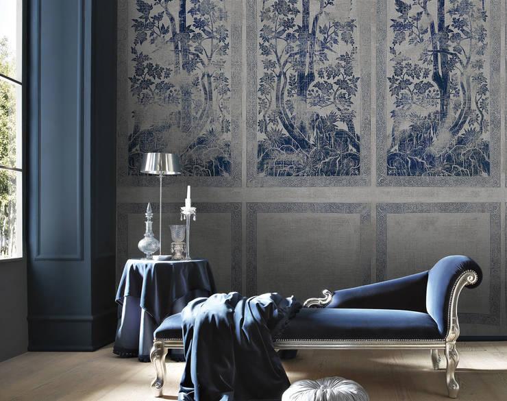Dormitorios de estilo moderno por Londonart