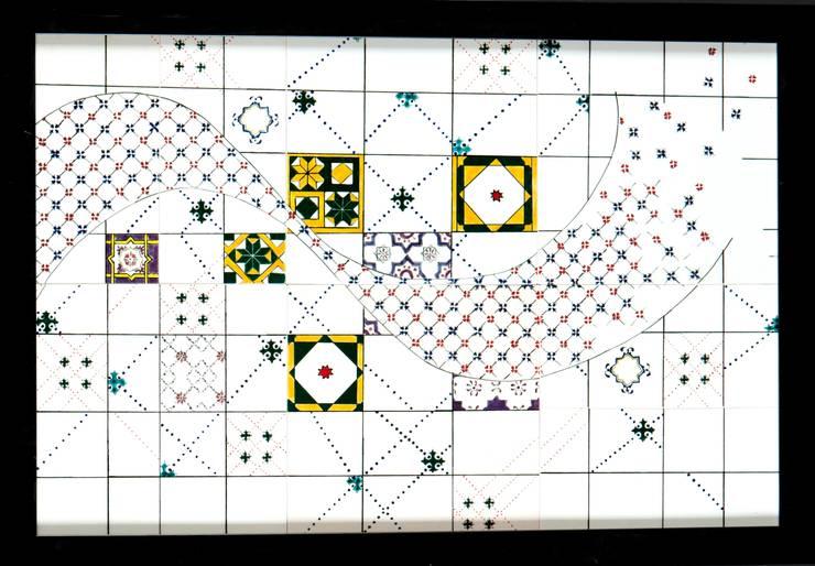 modern  by 203 Çini ve Seramik Atölyesi, Modern