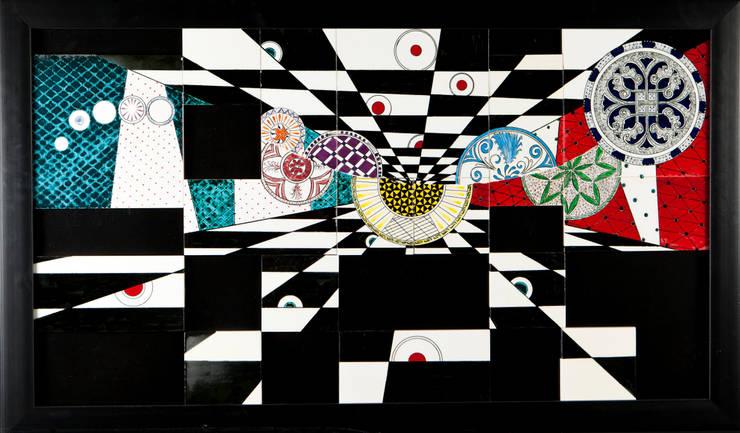 203 Çini ve Seramik Atölyesi – Miletomorfoz:  tarz Sanat