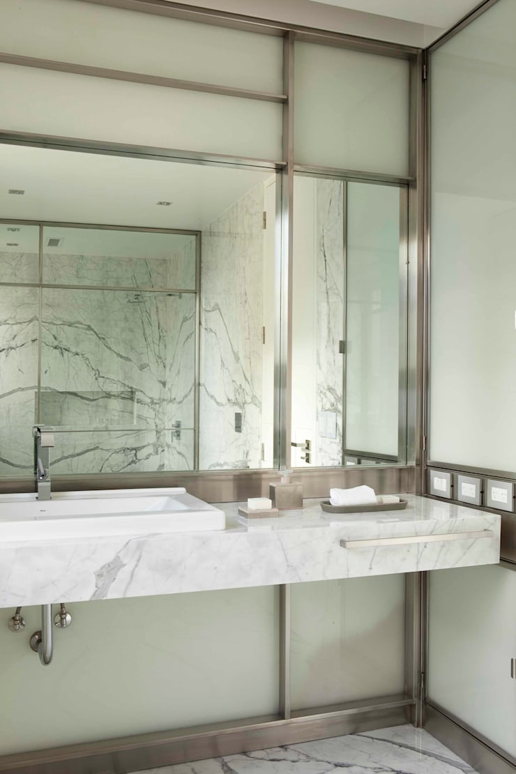 Moderne Badezimmer von LIVE IN Modern