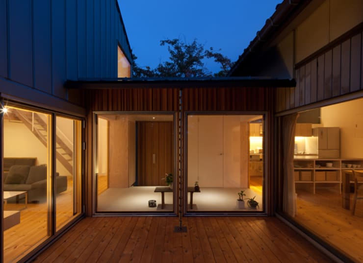 kuranoie: Architect Laboratory mouが手掛けた家です。,