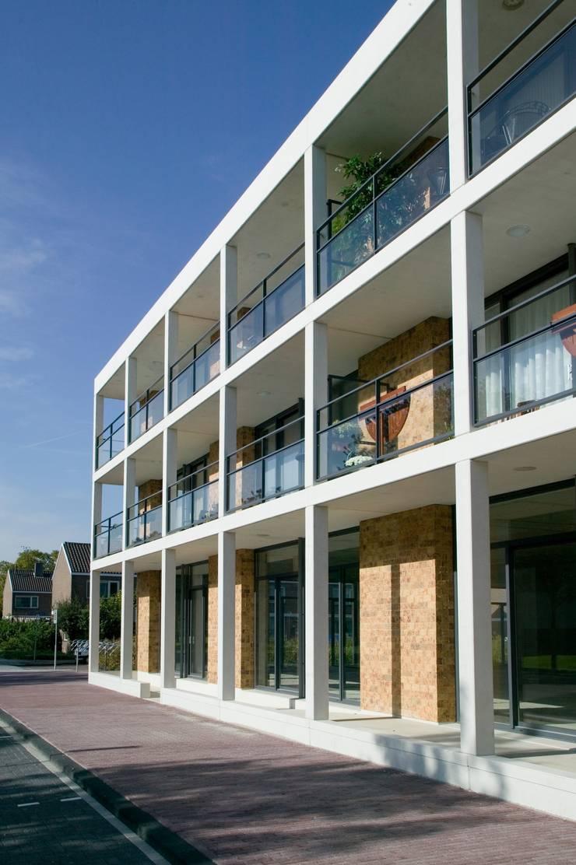 Meerkoetstraat Zwijndrecht:  Huizen door HVE Architecten bv,