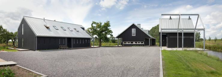 Huis te Wiel:  Huizen door NEXT ARCHITECTS,