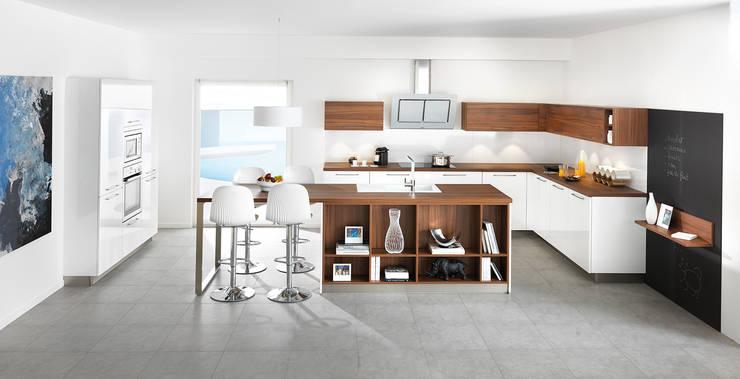 Projekty,  Kuchnia zaprojektowane przez Schmidt Küchen