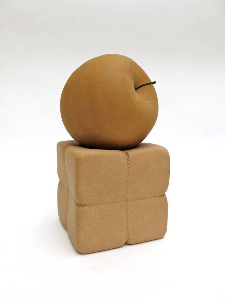 Pomme sur colis: Art de style  par MARIE RANCILLAC