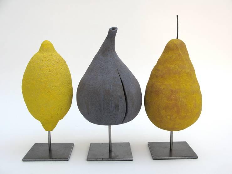 Fruits sur pique: Art de style  par MARIE RANCILLAC