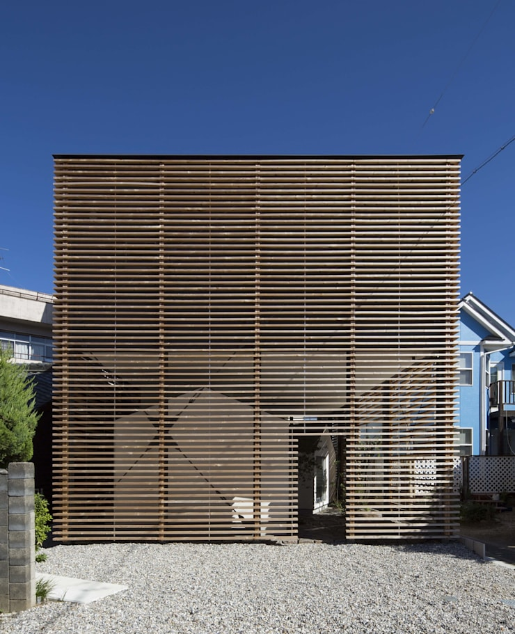 two.: MASAKI YAMADA Architectureが手掛けた家です。,