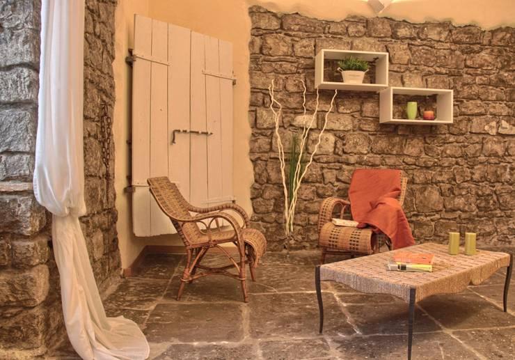 Studio Foto d'interni Palazzetto d'Epoca di Belladomus S.r.l. Eclettico