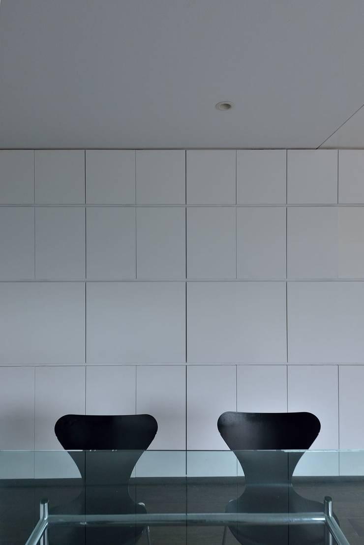 MO-HOUSE: 株式会社長野聖二建築設計處が手掛けた和室です。