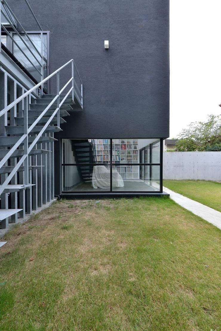 MO-HOUSE: 株式会社長野聖二建築設計處が手掛けた家です。