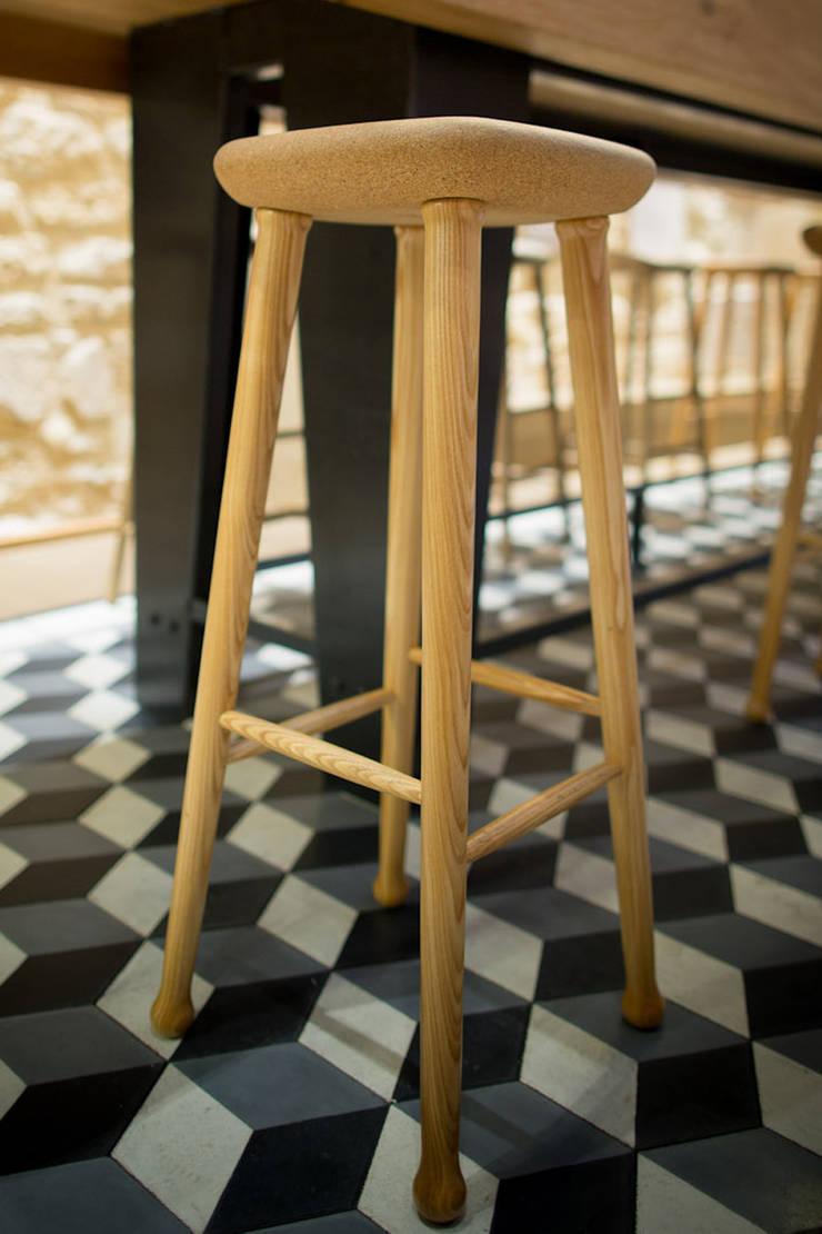 Polo C80: Maison de style  par Xavier Clochard