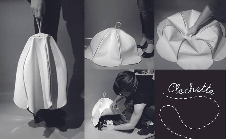Clochette: Maison de style  par Designer produit / infographiste