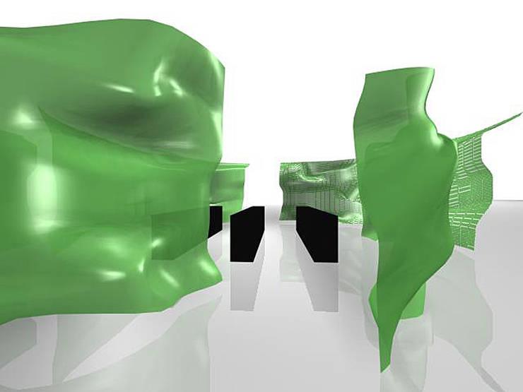the quad patch:  Messe Design von SW  Retail+Interior Design,
