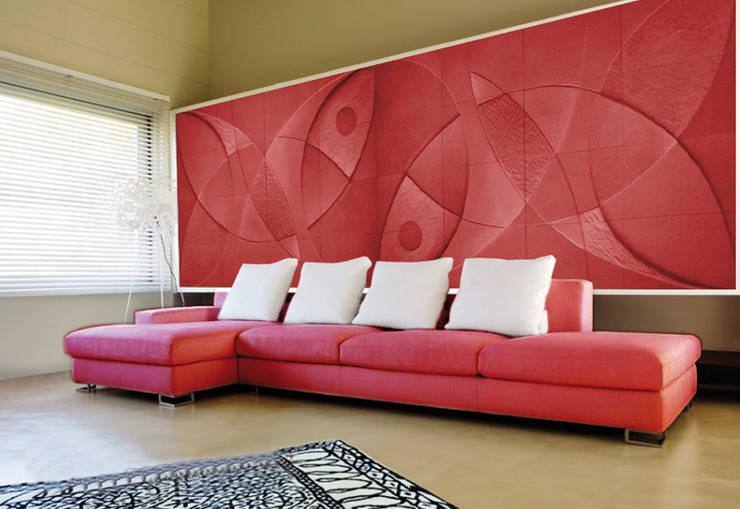 Mural Tzolkin: Arte de estilo  por Murales Artisticos Decorativos