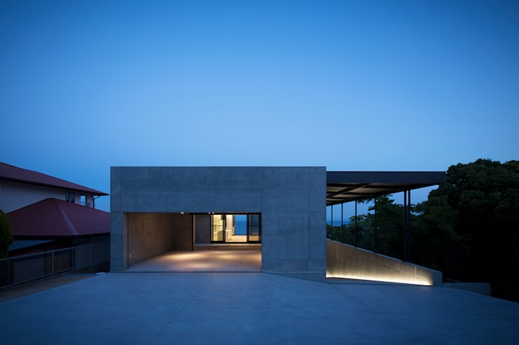 Country house by ラブデザインホームズ/LOVE DESIGN HOMES, Eclectic Reinforced concrete