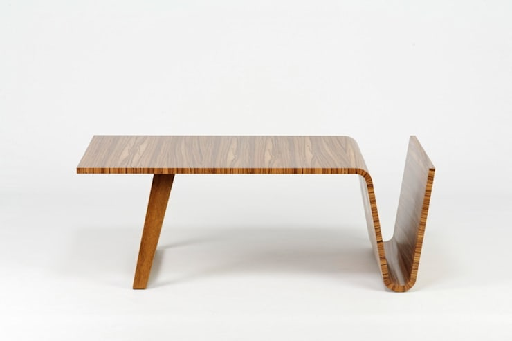 ZÉBRANO: Salon de style de style Moderne par Le Nouvel Atelier
