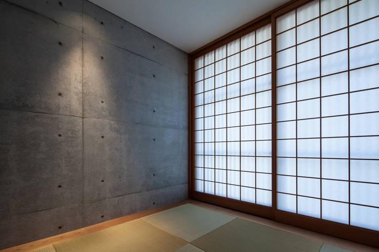 和室: 川添純一郎建築設計事務所が手掛けた家です。