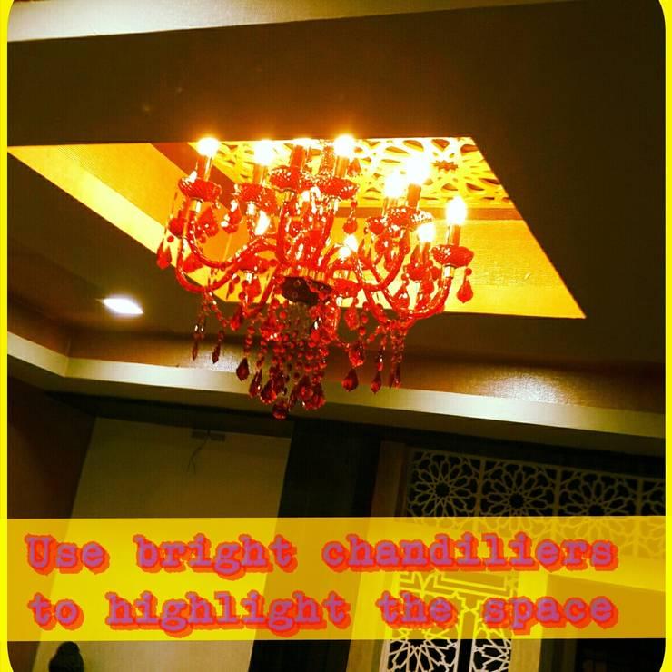 Flat Mr Singh:  Walls & flooring by Studio Interiors Infra Height Pvt Ltd