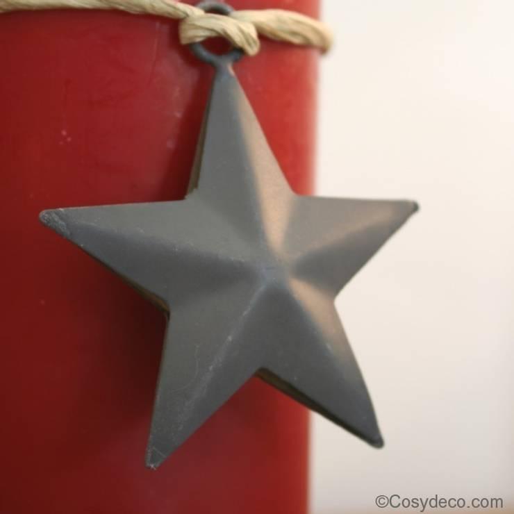 Noël chez Cosy Déco: Maison de style  par COSY DECO