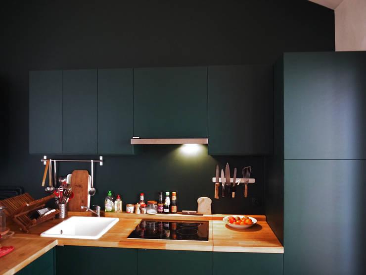 cuisine: Cuisine de style  par Christophe Lucien
