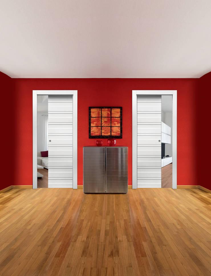 DIERRE SPACE: Finestre & Porte in stile  di info2787