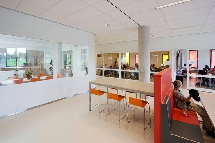 CSG Het Streek:   door Liag Architecten en Bouwadviseurs