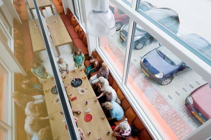MFA Noord:   door Liag Architecten en Bouwadviseurs