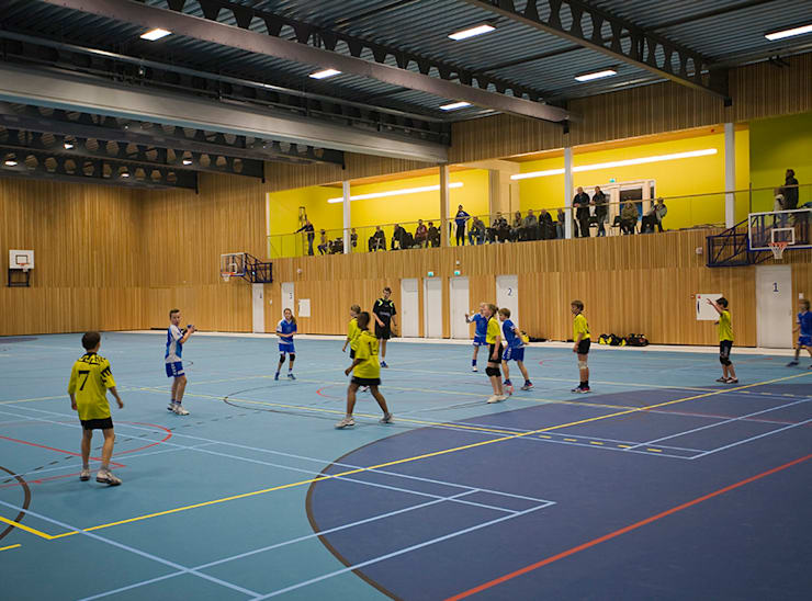 sport :  Scholen door No Label