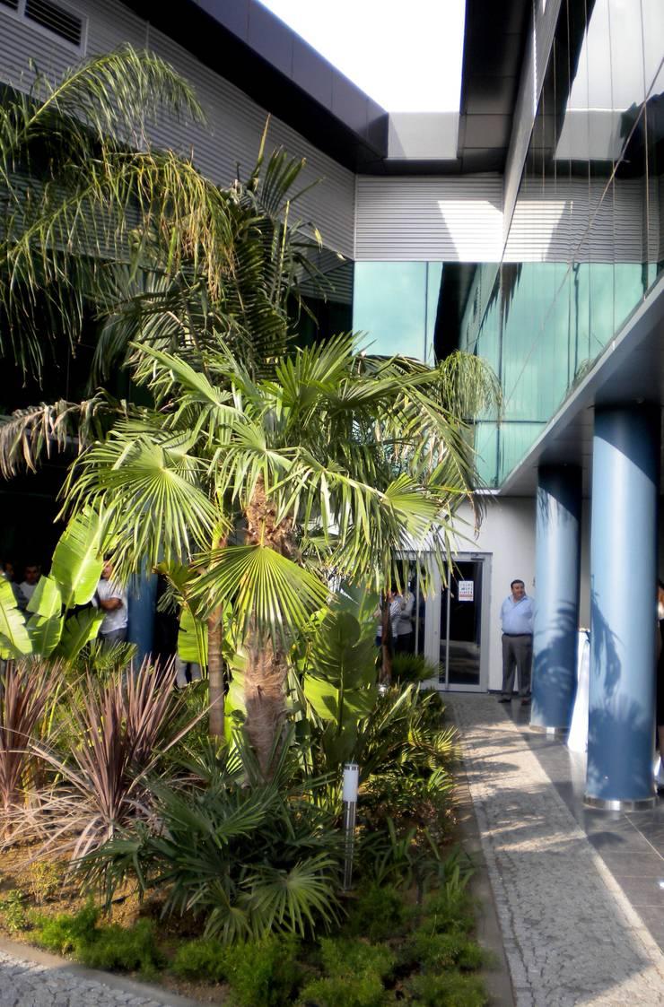 Etüd Mimarlık Müşavirlik İnş. San. Tic. Ltd. Şti.  – AKZO NOBEL 1. İDARİ BİNA VE HAMMADDE AMBARI :  tarz Ofisler ve Mağazalar
