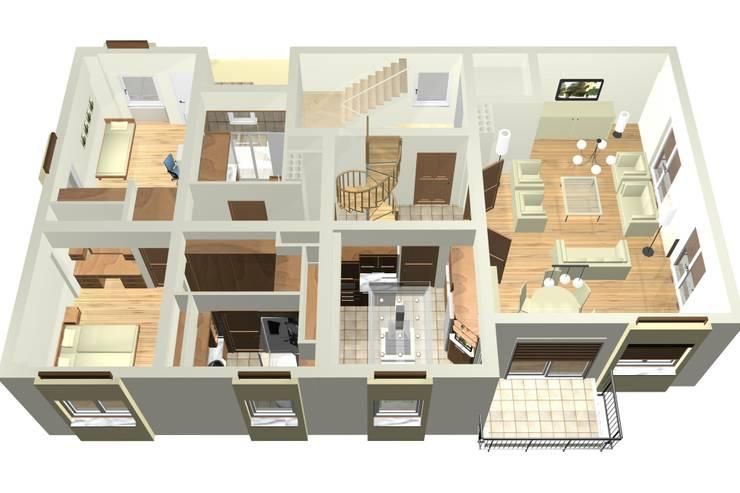 Etüd Mimarlık Müşavirlik İnş. San. Tic. Ltd. Şti.  – BİKMEN APARTMANI:  tarz