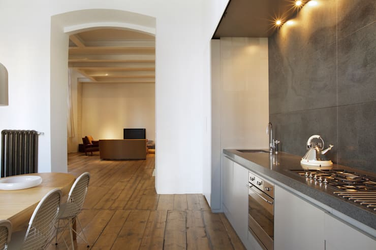 Loft | Milano:   door Studio Gooris Ltd