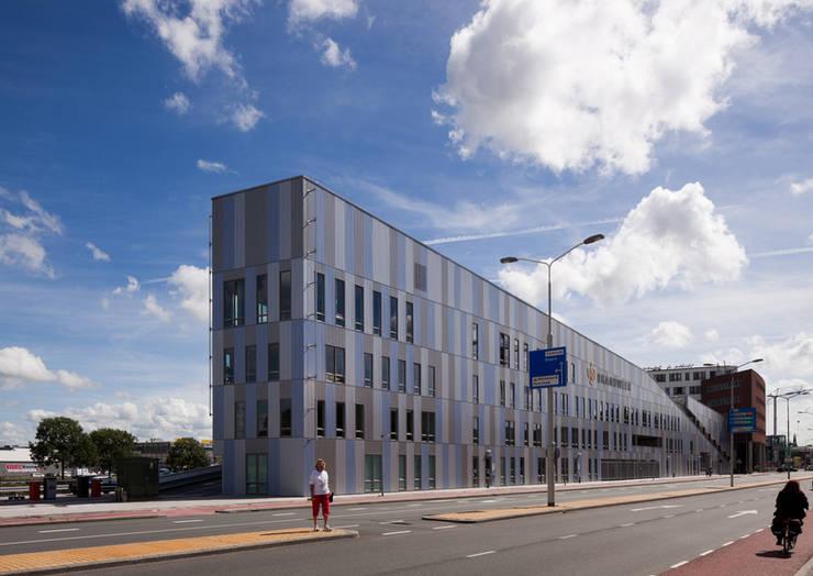 NBHW:   door Liag Architecten en Bouwadviseurs,