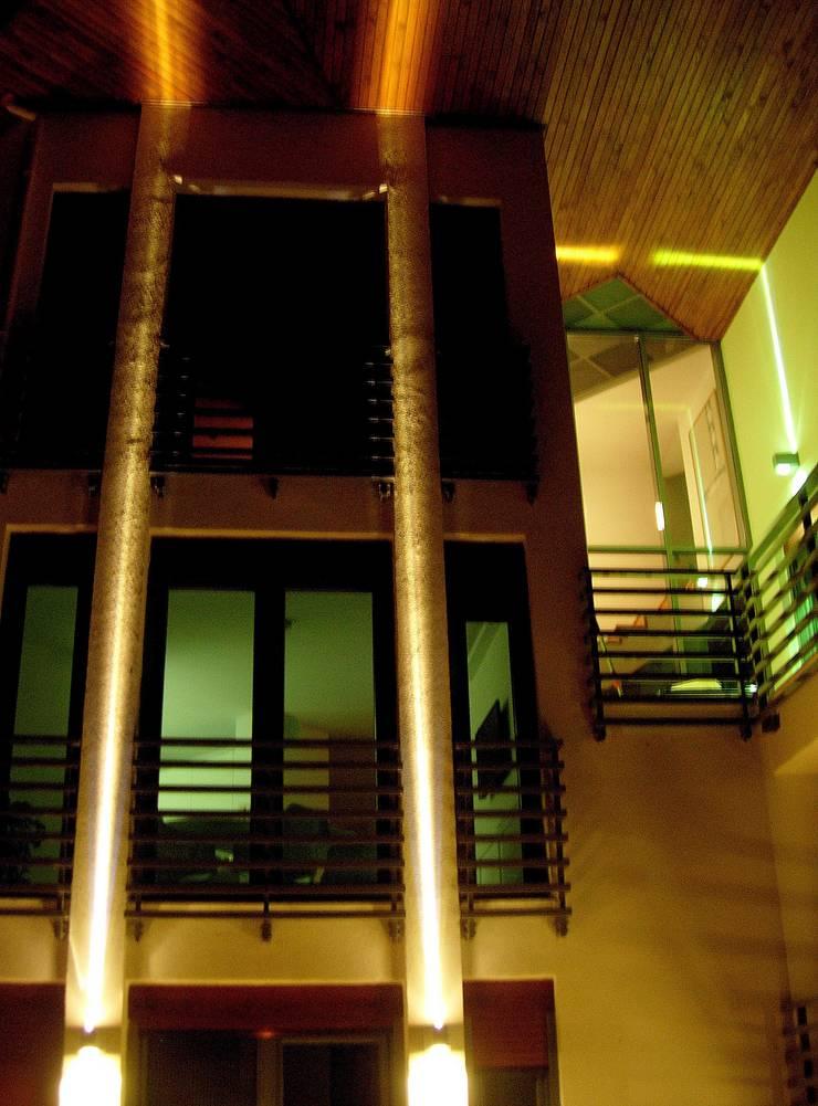 Etüd Mimarlık Müşavirlik İnş. San. Tic. Ltd. Şti.  – DATÇA ASLI & MURAT RENA EVİ: modern tarz Evler