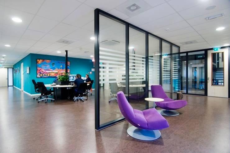 Veiligheidsbureau Laak:   door Liag Architecten en Bouwadviseurs