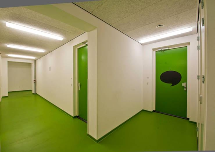 Studenttorens Laakhaven:   door Liag Architecten en Bouwadviseurs