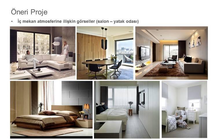 Etüd Mimarlık Müşavirlik İnş. San. Tic. Ltd. Şti.  – SUADİYE APARTMANI:  tarz