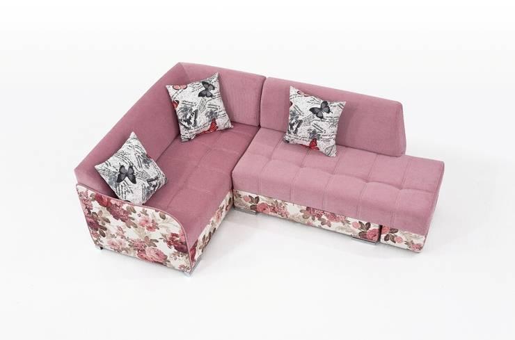 18 Sofa Selections That Will Have You Feeling Spoilt For Choice: IBRDESIGN: Çocuk Odası Köşe Koltuğu