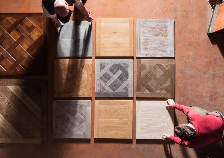 TUTTI ROVERE:  in stile  di Old Floor Italy