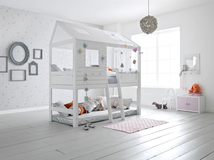 modern Nursery/kid's room تنفيذ Cuckooland