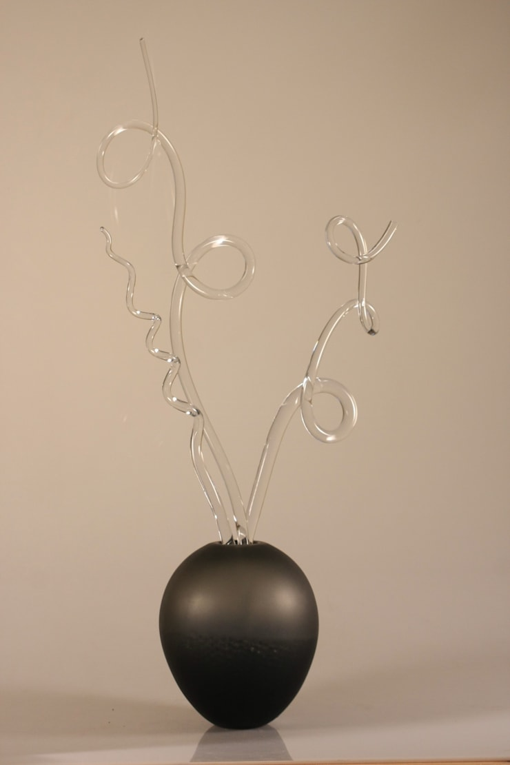 Objets décoratifs: Art de style  par Verrerie de soisy sur ecole