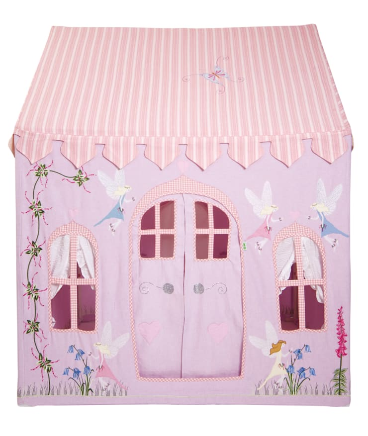 Fairy Cottage Small Play House by Wingreen:  Nursery/kid's room by Cuckooland