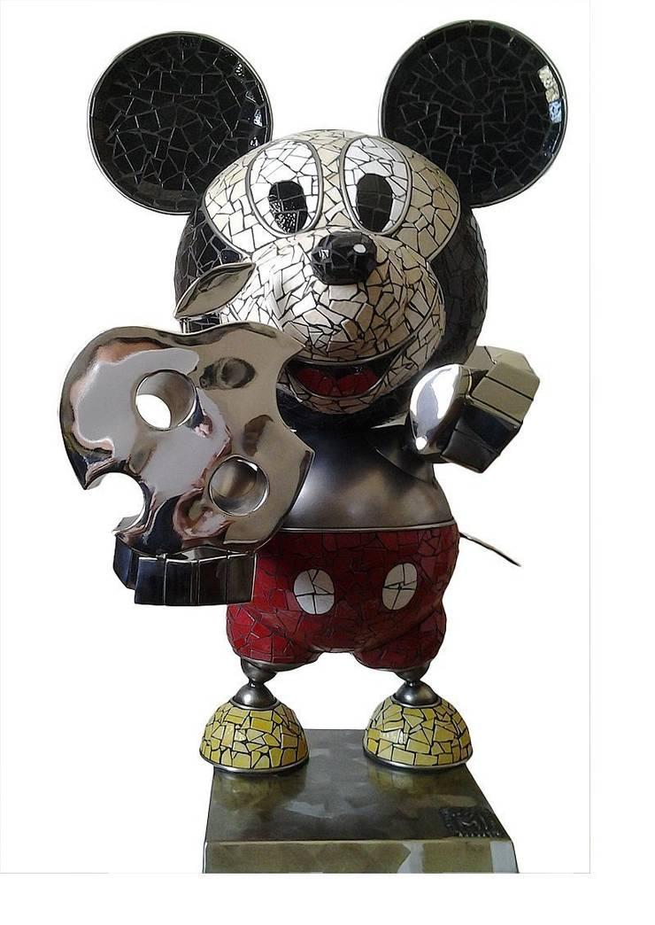 Mickey: Art de style  par Barbette