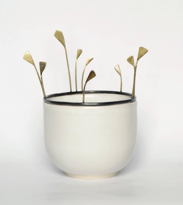 Plantules: Maison de style  par CAROLINE WAGENAAR