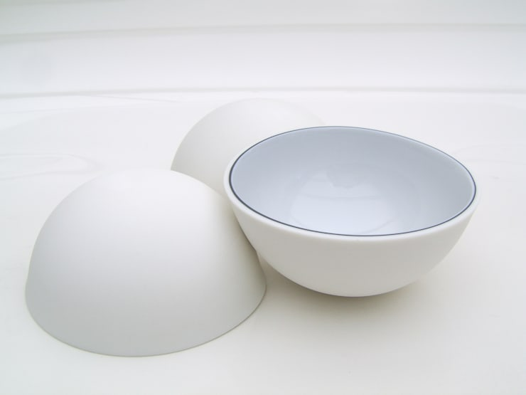 """Sphere!"":   door Margot Thyssen Ceramics & Design,"