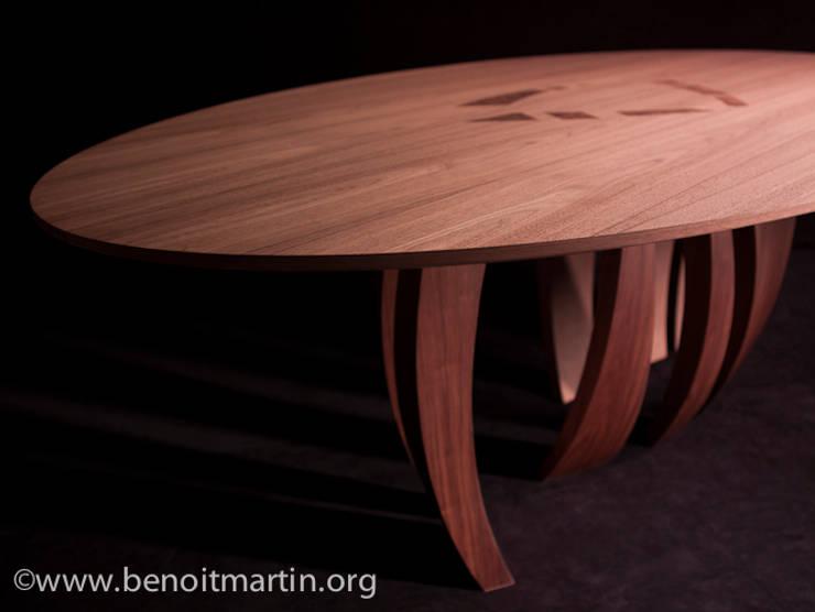 Table <q>MALO</q>: Art de style  par Atelier Jerome Dayot