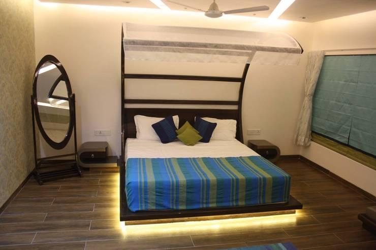 Residence of Mr.Mangaldas bhai:   by Pandya & Co.